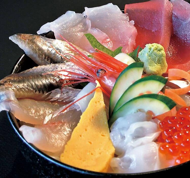 Meals in Kurobe-shi
